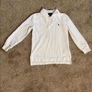 Boys Ralph Lauren Polo Long Sleeve 3/15 Deal